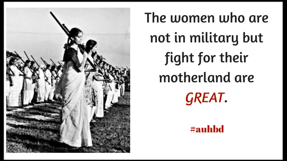 6 Great Women Freedom Fighters of Bangladesh