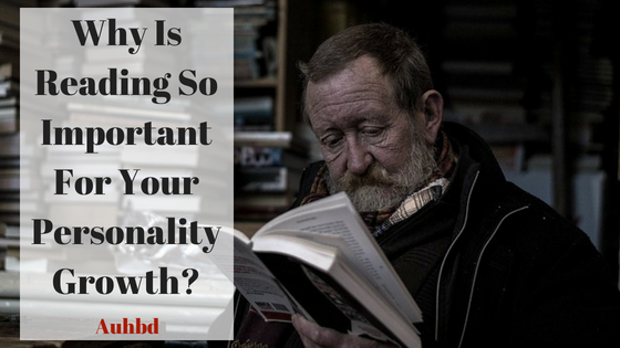 Why Is Reading So Important